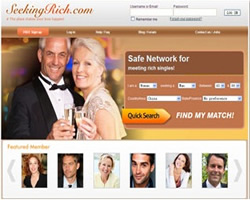 Dating Rich guys site